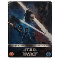 Star Wars The Rise of Skywalker 4K Steelbook