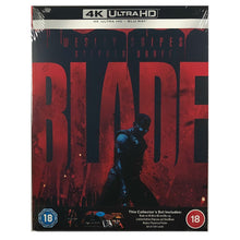 Load image into Gallery viewer, Blade 4K Steelbook - Collector's Set