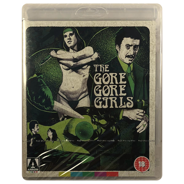 The Gore Gore Girls Blu-Ray