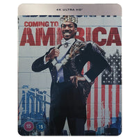 Coming to America 4K Steelbook