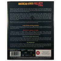 American Horror Project Volume 1 Blu-Ray Box Set