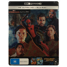Load image into Gallery viewer, Spider-Man: Far From Home 4K Steelbook