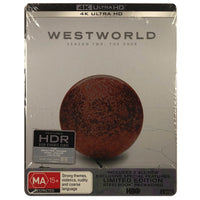Westworld Season 2: The Door 4K Steelbook
