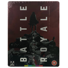 Load image into Gallery viewer, Battle Royale Blu-Ray Steelbook
