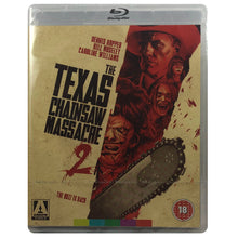 Load image into Gallery viewer, The Texas Chainsaw Massacre 2 Blu-Ray