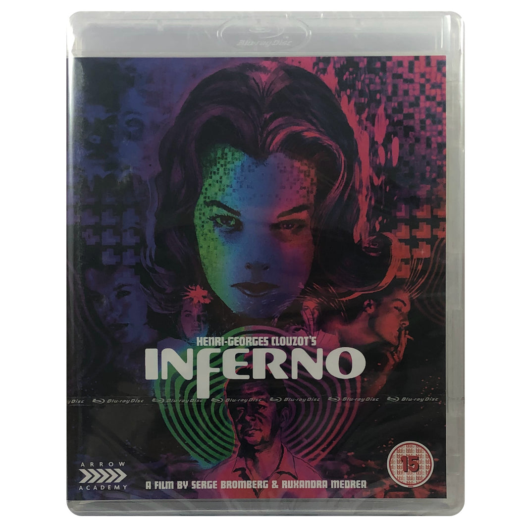 Henri-Georges Clouzot's Inferno Blu-Ray