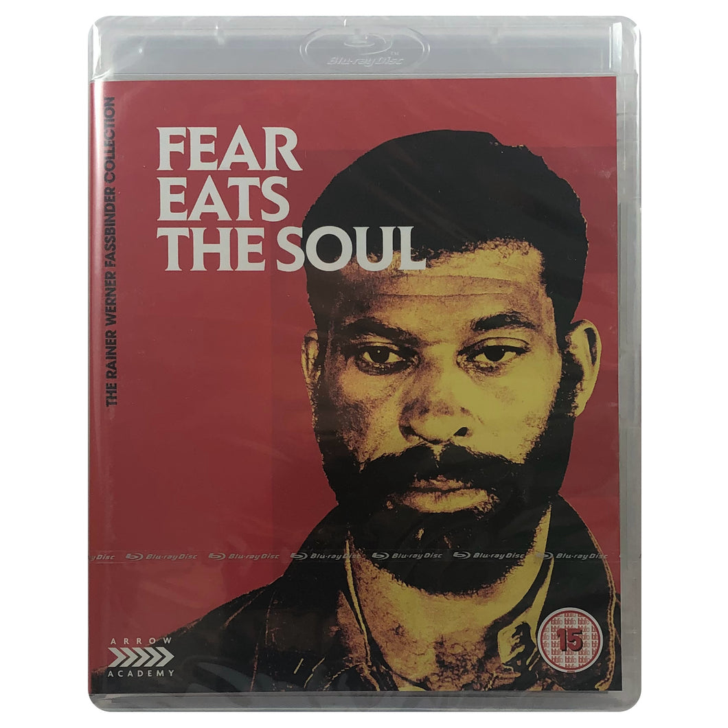 Fear Eats The Soul Blu-Ray