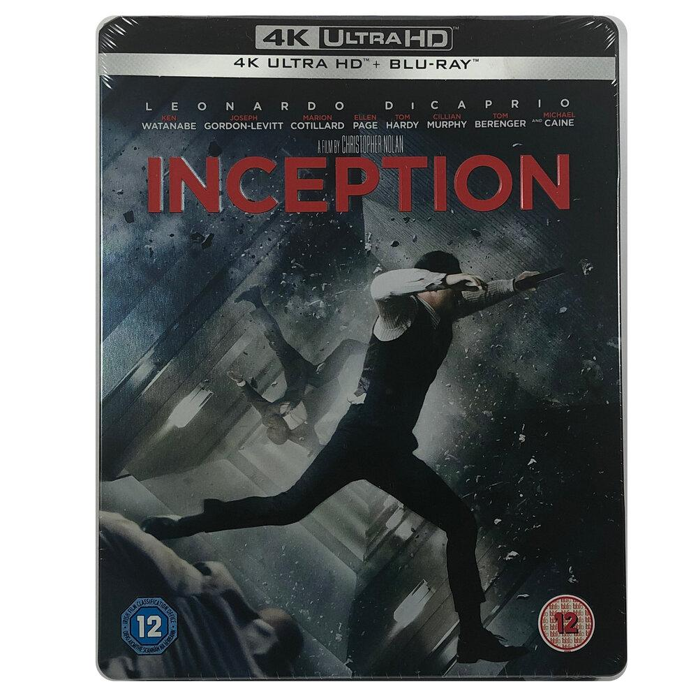 Inception 4K Steelbook