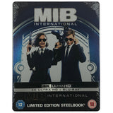 Men In Black International 4K Steelbook
