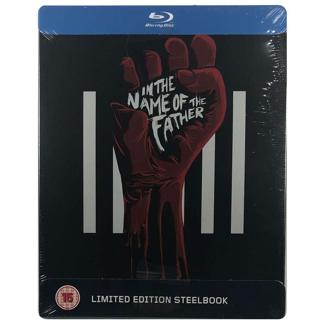 In The Name Of The Father Blu-Ray Steelbook