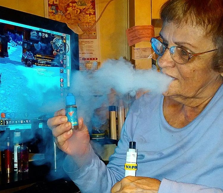 How to Convince Your Grandmother (or anyone) to Switch to E-Cigs