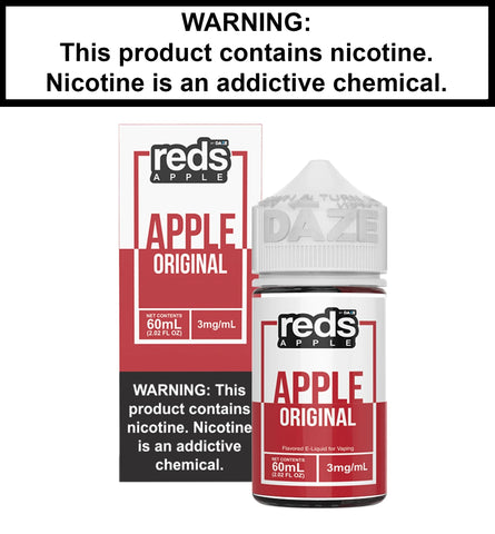 Red's Apple - 60ml