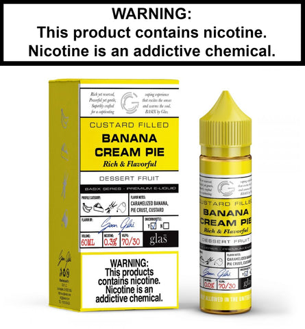 Banana Cream Pie - 60ml