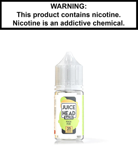 Peach Pear (Nic Salt) - 30ml