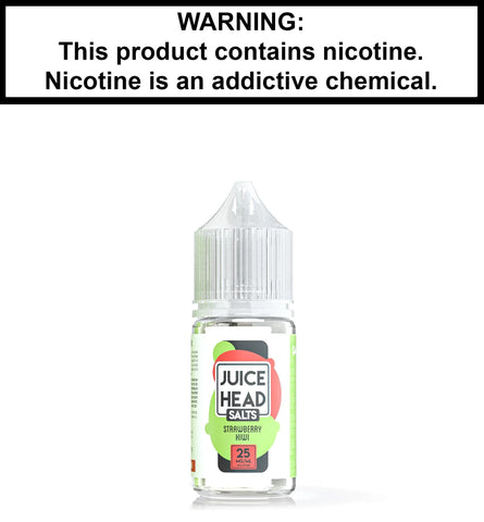 Strawberry Kiwi (Nic Salt) - 30ml
