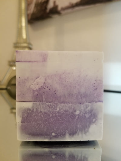 Lavender & Rosemary loaf soap