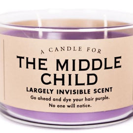 The Middle Child Candle