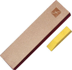 "Flexcut 8"" x 2"" Leather Knife Strop w/Compound - FLEXPW14"