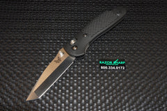 Benchmade 553 Griptilian Tanto AXIS Lock Knife Plain Satin Edge