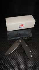 "Rick Hinderer XM-18 SIG Sauer LEGION EDITION 3.5"" Spear Point PVD Plain Edge"