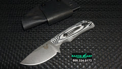 Benchmade 15016-1 Hidden Canyon Hunter Knife G-10 Fixed Blade Knife