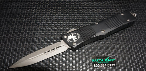 Microtech 142-10AP OTF Automatic Knife D/E Combat Troodon Apocalyptic