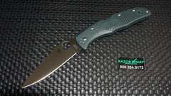 Spyderco C10PGRE Endura 4 Knife Green FRN ZDP-189 Satin Plain