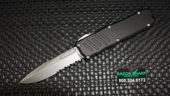 Guardian 93512 Tactical RECON-035 D/A OTF Automatic Knife S/W Serrated