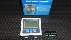 Digital Angle Cube Gauge Sharpening Inclinometer Gauge for Sharpening