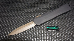 Heretic H031-7B Manticore Bronze D/E Dagger Point OTF Automatic Knife