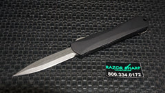 Heretic H024-2A Small Manticore Stonewash D/E Dagger Point OTF Automatic Knife
