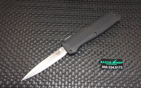 Benchmade 4700 Precipice D/A OTF Automatic Knife Satin Plain