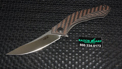 Zt-Zero Tolerance 0460 by Dmitry Sinkevich Titanium Framelock Knife