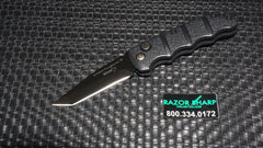 Boker KALS73BT Mini Kalashnikov Automatic Knife Black Tanto Plain Edge