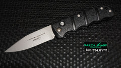 Boker KALS74 Kalashnikov Automatic Knife Black Drop Point Plain Edge