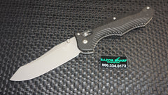 Benchmade 810 Contego AXIS Lock Knife Plain Edge