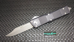 Microtech 146-10AP OTF Automatic Knife S/E Bowie Combat Troodon Apocalyptic
