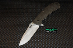 Zt Zero Tolerance 0560CBCF Knife Carbon Fiber Flipper Composite Blade