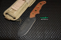 TOPS Wilderness Guide 4.0 Fixed Blade Knife WSG-4