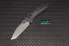 Benchmade 530 Mel Pardue AXIS Lock Lightweight Knife Satin Plain Edge