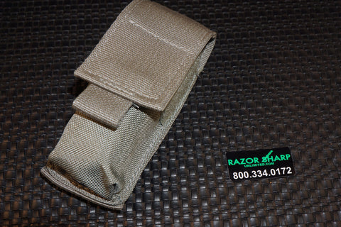 Zero Tolerance Molle Folder Pouch / Sheath (Foliage Green)