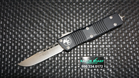 Microtech 139-4 Troodon OTF S/E Automatic Knife Satin Plain Edge