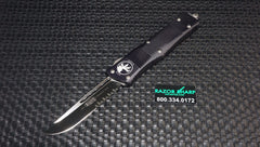 Microtech 139-2 Troodon OTF S/E Automatic Knife Black Serrated