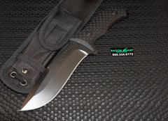 Schrade SCHF26 Extreme Survival Fixed Blade Knife Black Plain Edge