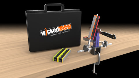 Wicked Edge WE-200 Field & Sport Precision Knife Sharpener