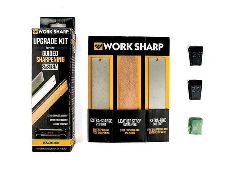 WORK SHARP KNIFE GUIDED SHARPENING SYSTEM UPGRADE KIT