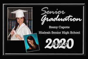 Photo Graduation Announcement - Style 201