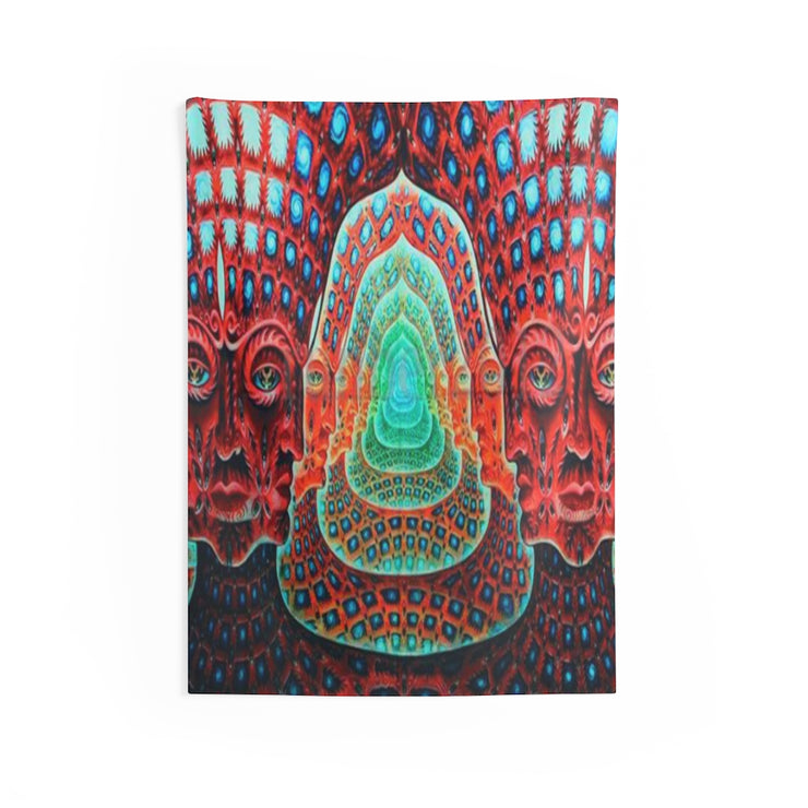 Psychedelic Vibrational Thought #PsychadelicTapestries #ChakraArt #People1st #WallTapestries #SacredArt #WallArt