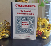 Cyclocmancy: The Secret of Psychic Power Control By Frank Rudolph Young (Rare Book!!!) MUST Have for Psychics!! #CheaperThanAmazon #MentalMagick