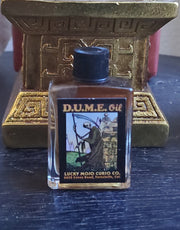 "#LuckyMojoCurioCo ""D.U.M.E. (Death Unto My Enemies)"" Anointing / Conjure Oil #GreatDeal #LuckyMojoCurioCo #LuckyMojo #EffectiveOils #MustHave"